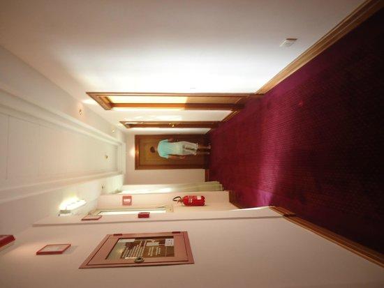 Sunrise Hotel : Couloir