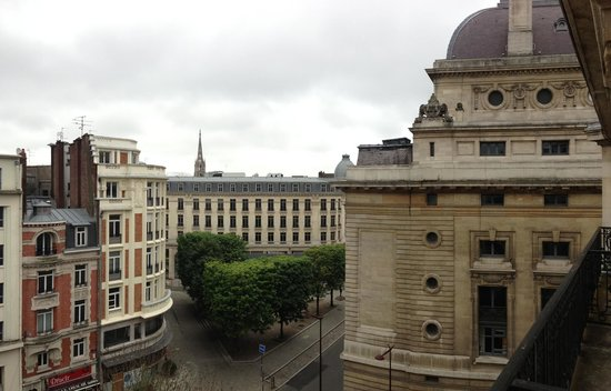 Mercure Lille Centre Grand Place : The View From the Room