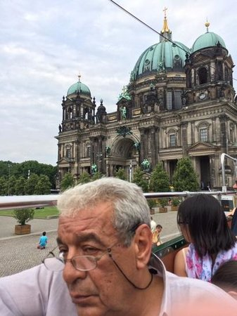 Berlin Cathedral: great dome