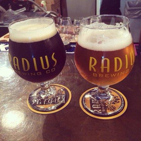 Radius Brewing Company : Yum!
