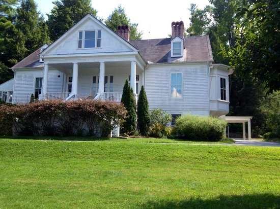 Carl Sandburg Home National Historic Site: The home