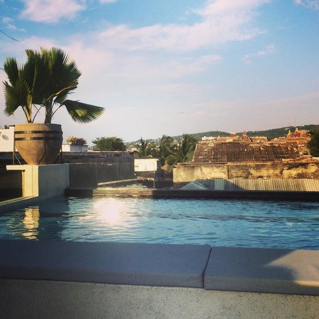 Hotel Casa Lola : The rooftop