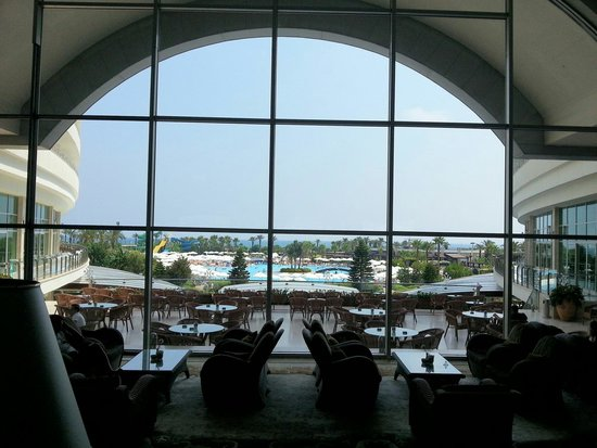 Miracle Resort Hotel: Lobby