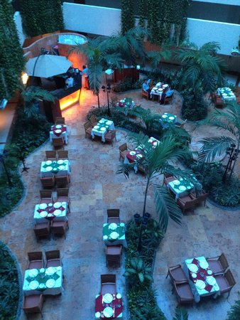 Sunset Royal Cancun Resort: Capriccio Ristorante