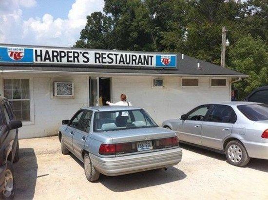 Harper S Restaurant In Scottsville Kentucky