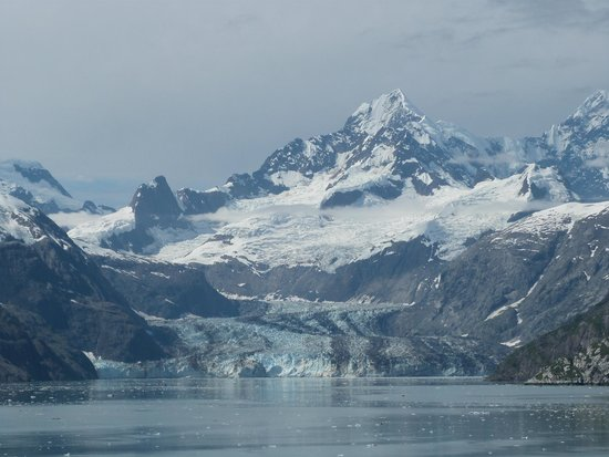 Glacier Bay National Park & Preserve: One of several tidal Glaciers you will get to see