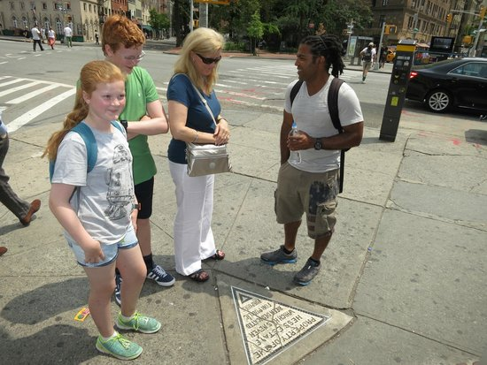 Real New York Tours: A bit of humorous NY history