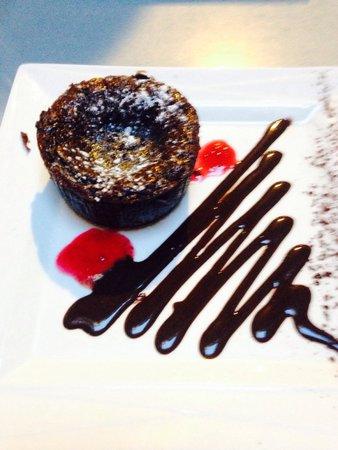 Le Bistrot de l'Ancien-Courrier : Dessert fait maison, un régal !!!!