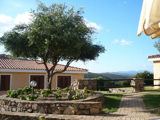 La Fenice Resort: vista dalla veranda