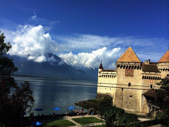 Chateau de Chillon : The castle