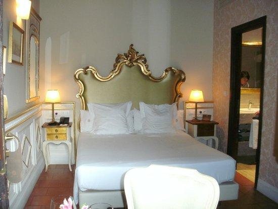 Hotel Casa 1800 Granada : So Beautiful Rooms
