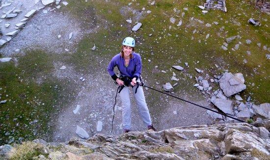 Mountain Journeys: Abseiling - Coniston