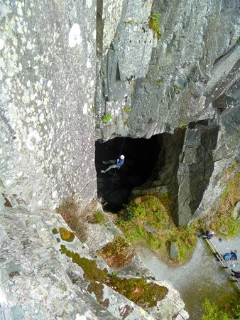 Mountain Journeys: Abseiling - Lake District