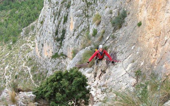Mountain Journeys: Via Ferrata & Abseiling - Costa Blanca