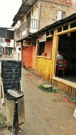 Etnias cafe