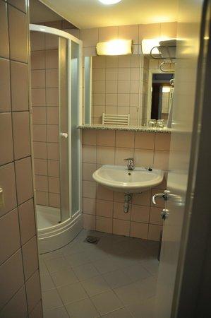 Hotel Jezero : bathroom
