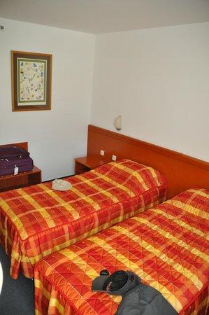Hotel Jezero: room