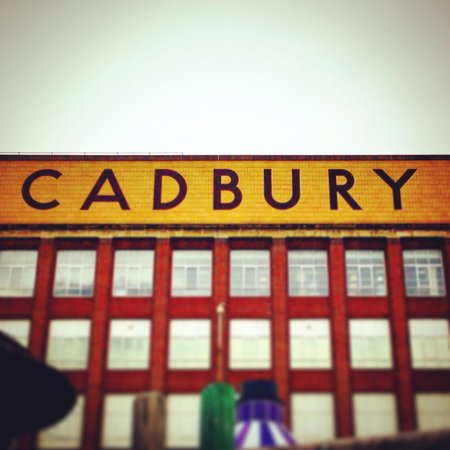 Cadbury World: Cadbury
