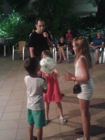 Hotel Marinada: Animación infantil
