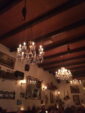 Pakhuis: Restaurant