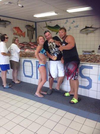 Sexton's Seafood Market