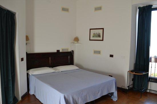 Residenza Kastrum: Bed