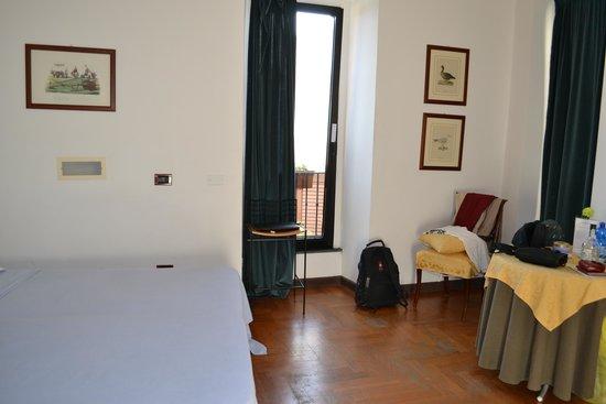Residenza Kastrum: The room