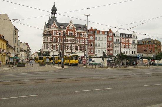 Ackselhaus: Koepenick a suburb of Berlin