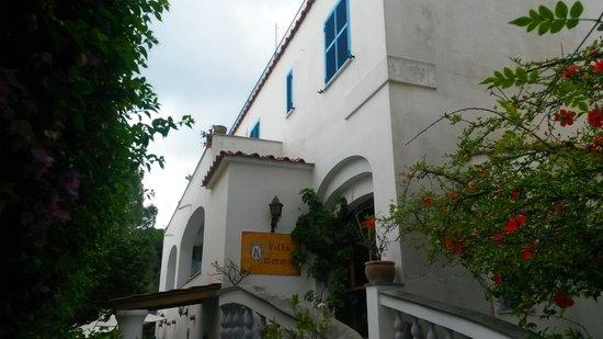 Hotel Villa Hermosa: Esterno Hotel