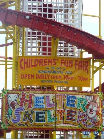 Bournemouth Pier: Fun Fair