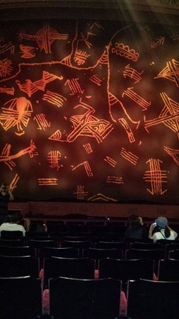 The Lion King : View from stalls L22-23 Premier seats £95