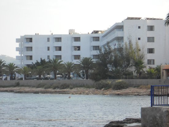 Aparthotel Playasol Jabeque Soul : balcony