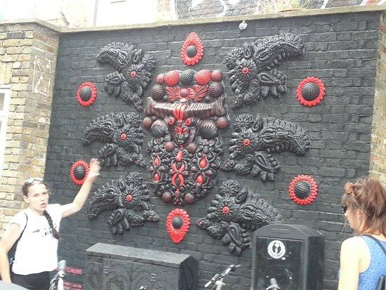 Alternative London: 3D Street Art
