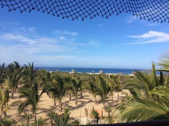 Rancho Pescadero: view from #6