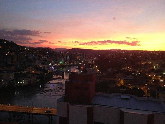 Bacia do Rio Itapemirim : Noite