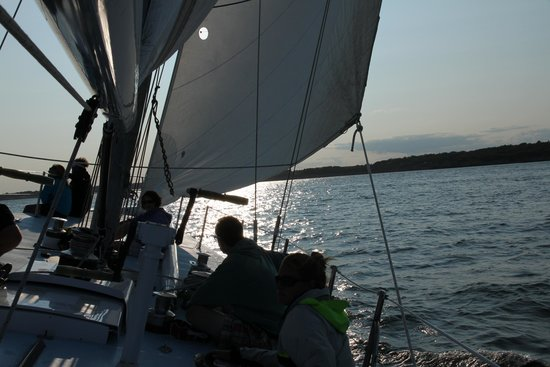 12 Meter Charters: Sailing to the sun