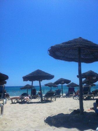 Medina Belisaire & Thalasso : plage