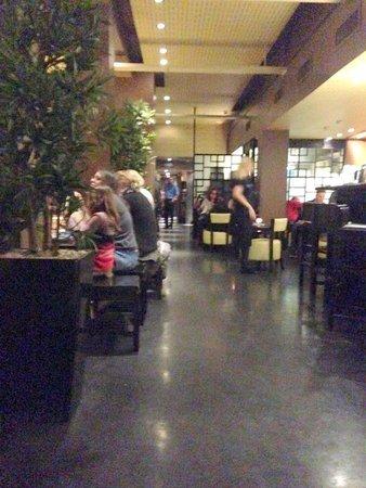 Ping Pong - Westbourne Grove: interior
