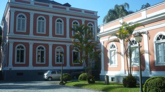 Casa da Princesa Isabel : Arquitetura neo-clássica