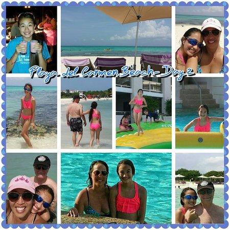 Paradisus Playa Del Carmen La Esmeralda: Beach and Pool