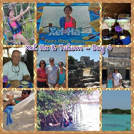 Paradisus Playa Del Carmen La Esmeralda: Excursions: Tulum and Xel Ha