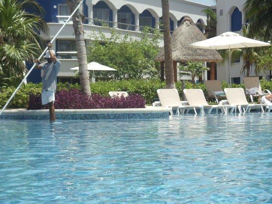 Hard Rock Hotel Riviera Maya: pool