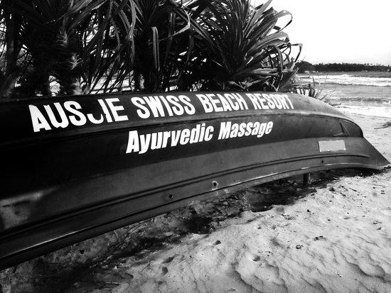 Aussie Swiss Beach Resort: ...