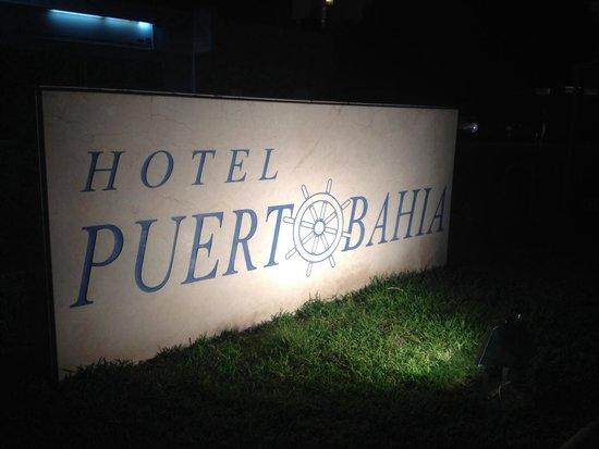Hotel Puertobahía & Spa: Entrada