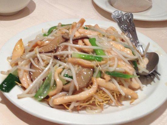 Gold Mine: chicken chow mein