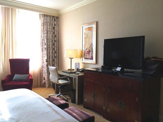 JW Marriott Chicago: bedroom