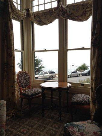 Green Gables Inn, A Four Sisters Inn: Sit and enjoy the view
