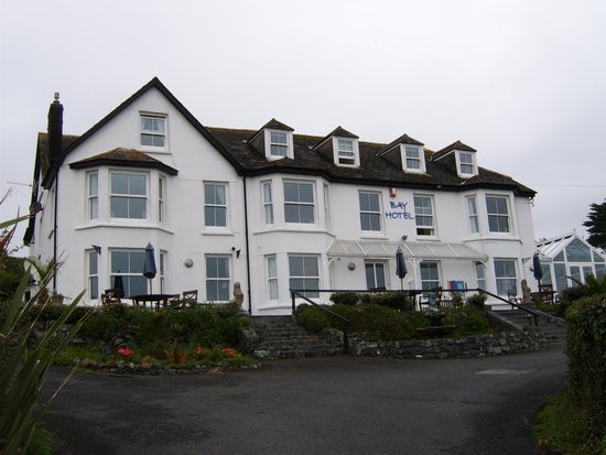 The Bay Hotel, Coverack (2009)