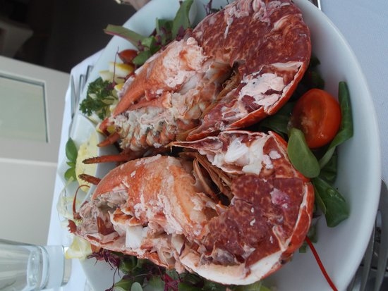The Bay Hotel: Lobster To Live For