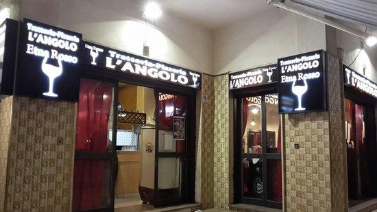 Pizzeria l'Angolo Etna Rosso